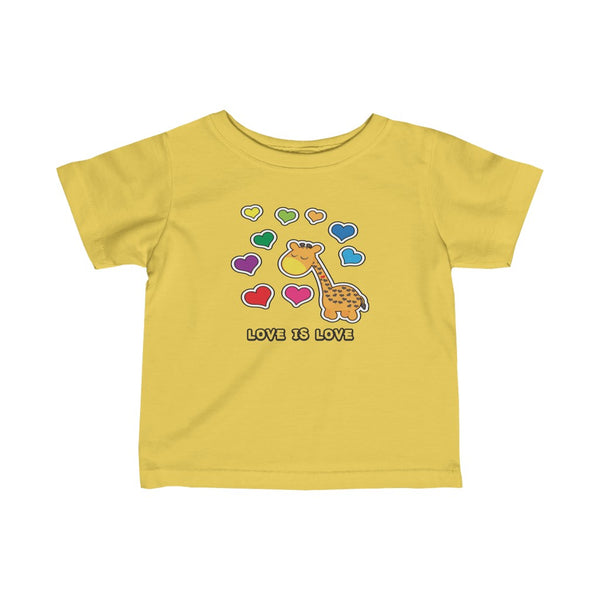 Love is Love Infant Tee