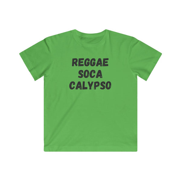 Caribbean Music Children's Tee