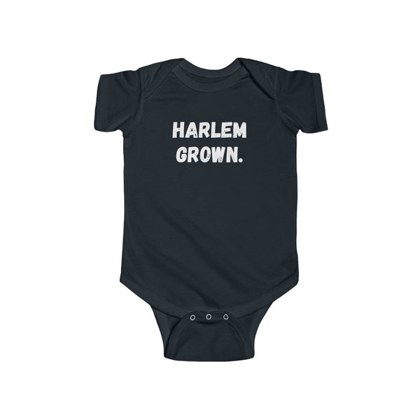 Harlem Grown Onesie