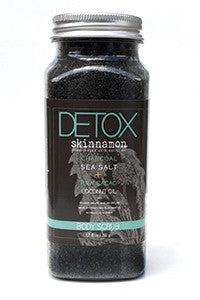 DETOX | Body + Face | Activated Charcoal | 8 oz