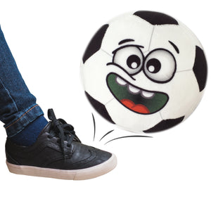 Hilariously Interactive Soccerball, Talkin' Sportz