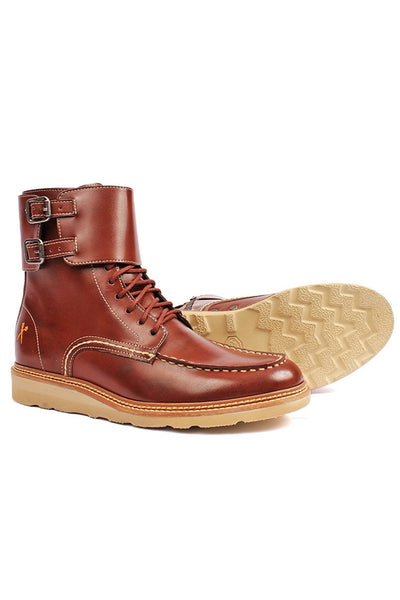 Brown Stockholm Boot