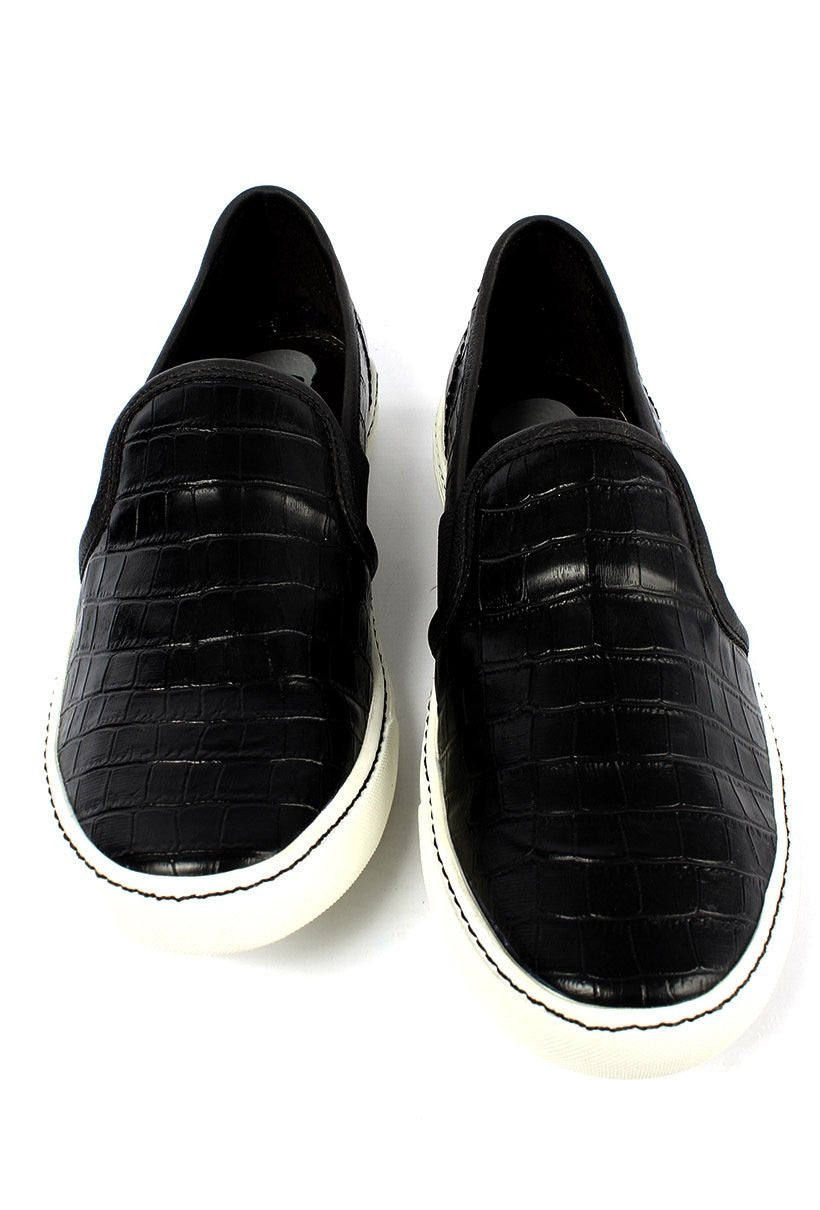 Croco Slip-on
