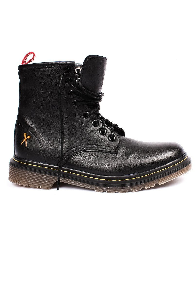 Black London Boot
