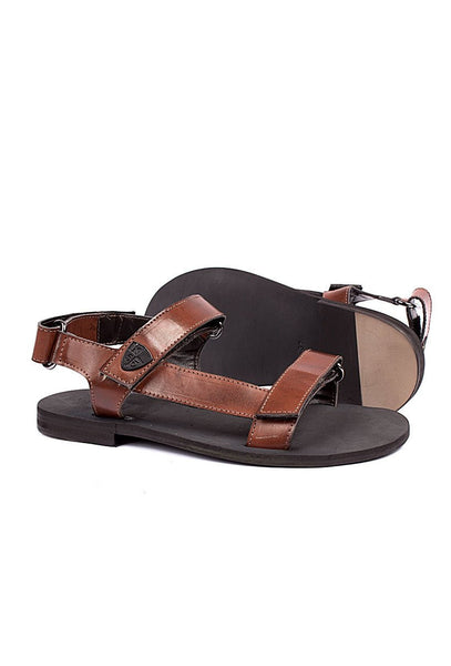 Brown Rex Sandals