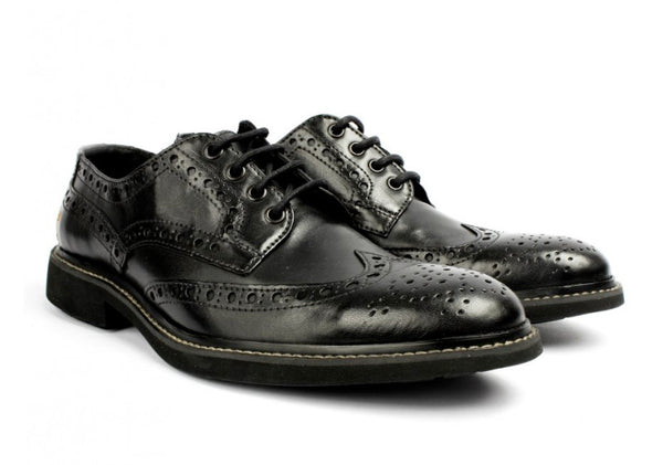 Brogue British Shoe