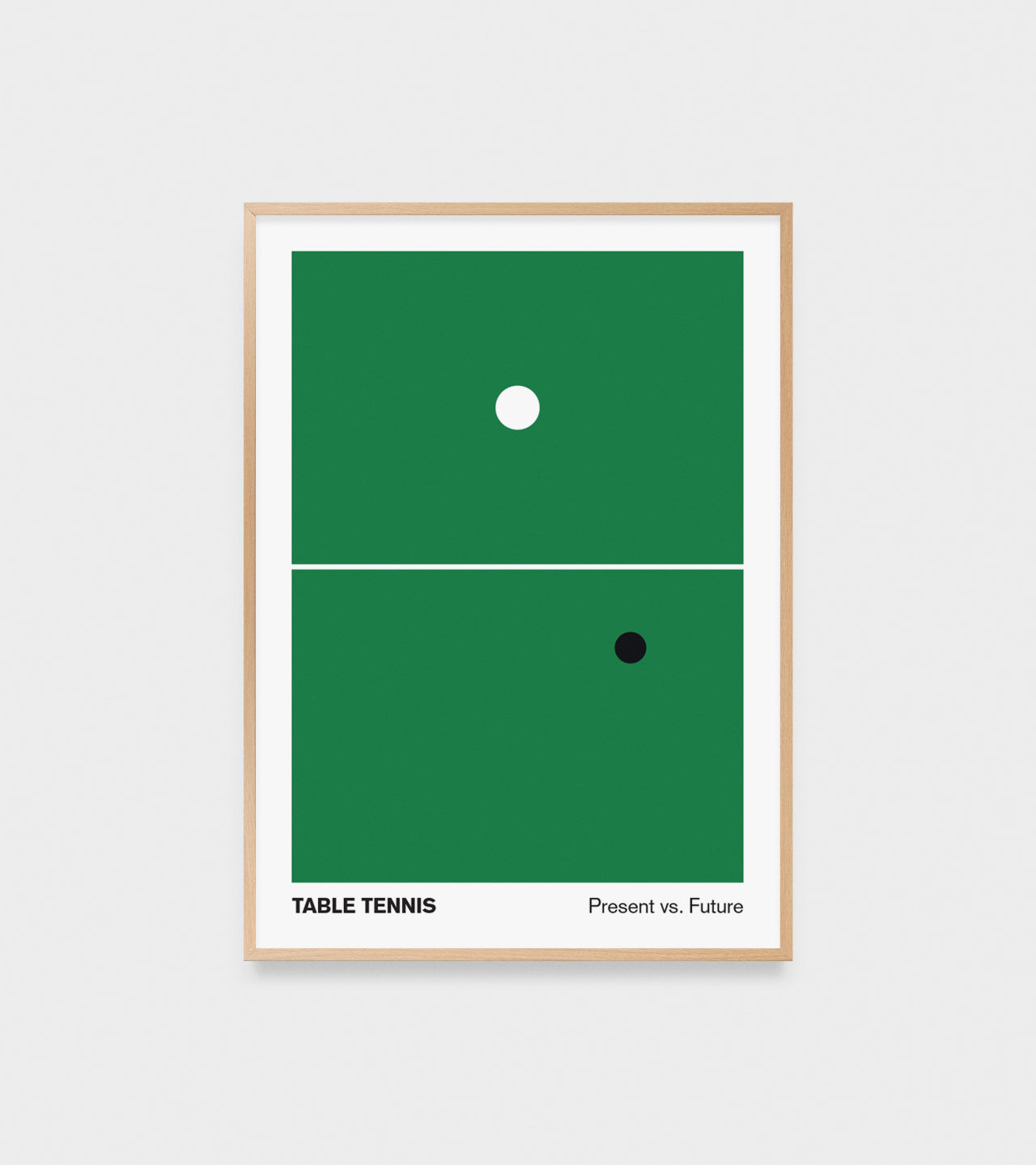 Table Tennis - Present vs. Future