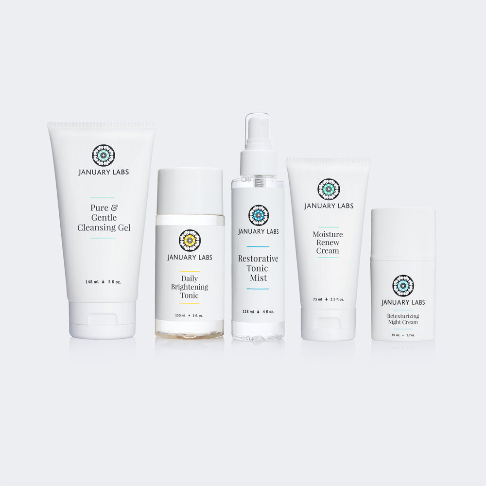 Breakout Kit for Dry & Dehydrated Skin