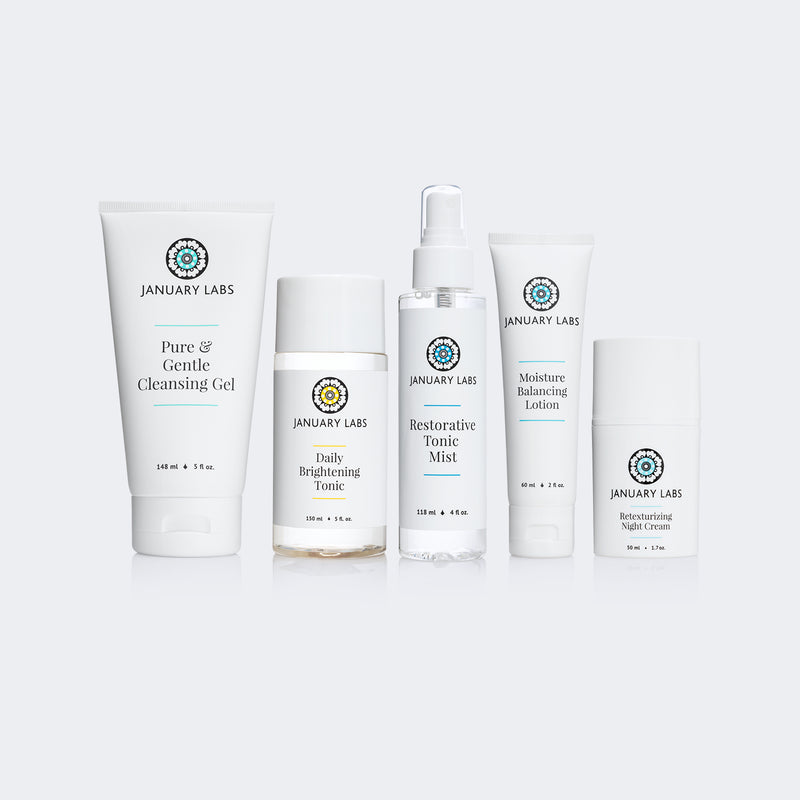Breakout Kit for Oily & Combination Skin