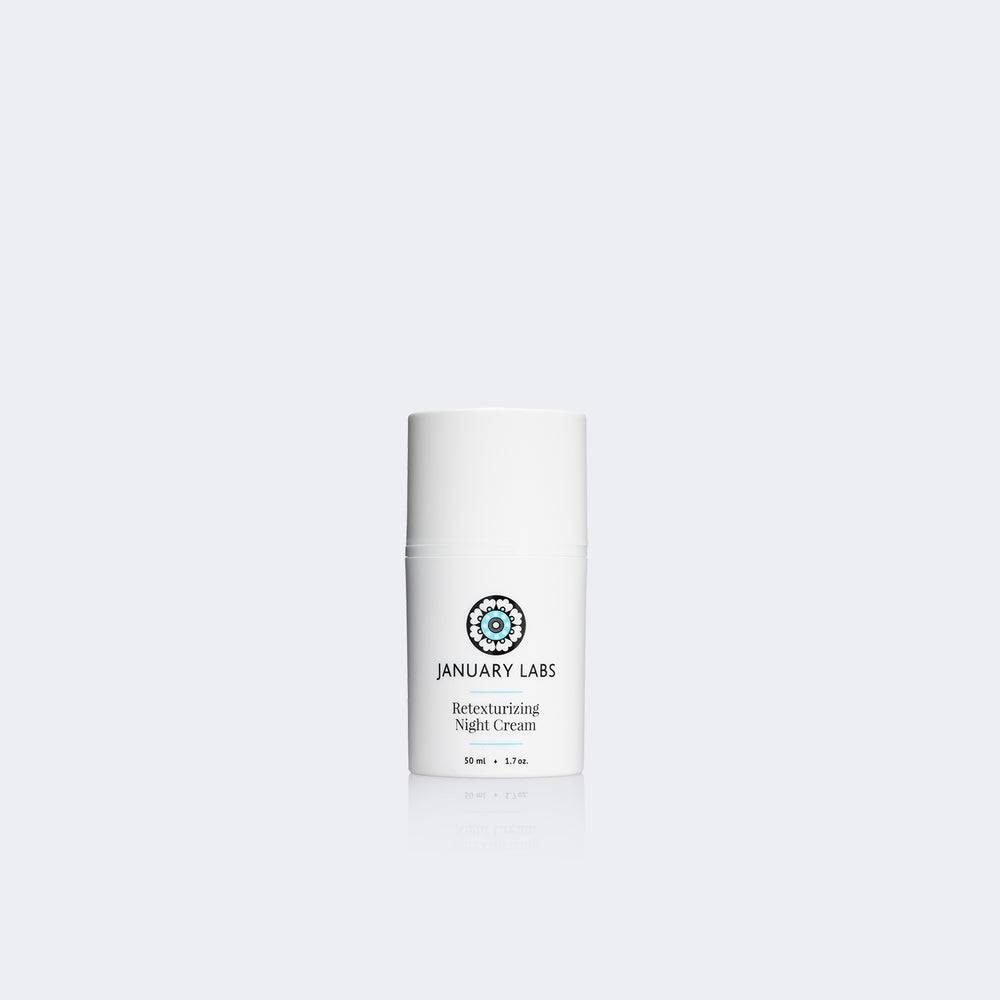 Retexturizing Night Cream