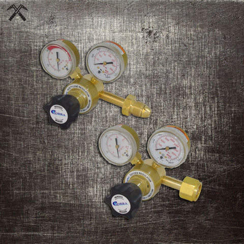 Low Pressure Regulator Set