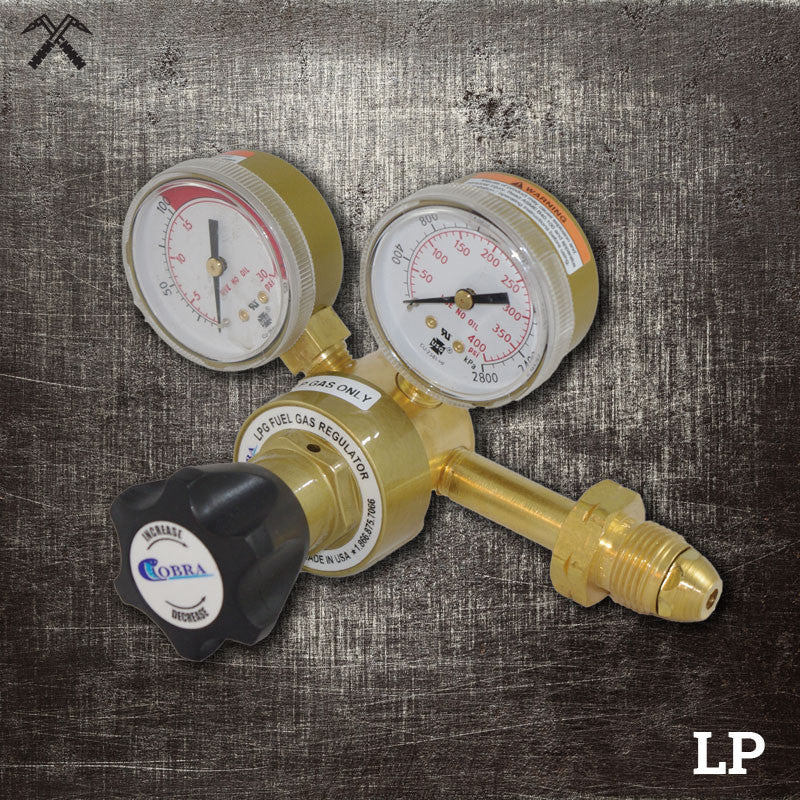 LP, Low Pressure Regulator