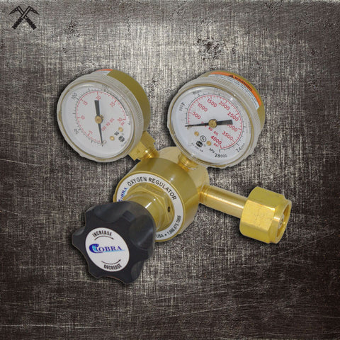 Oxygen, Low Pressure Regulator