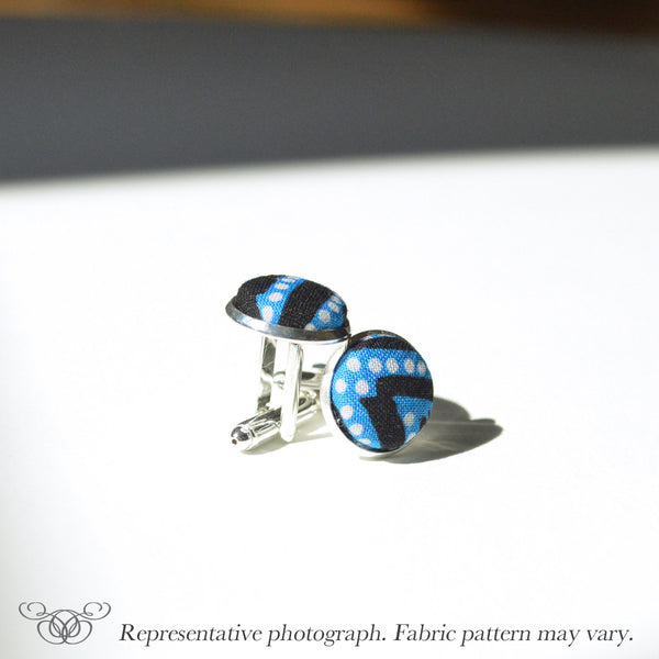 Tradition Celebrated: Fraternity Cufflinks