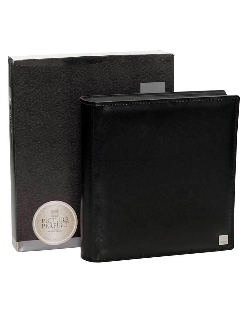 Prestige Black Drymount 270x296 80pg Black Drymount Photo Album
