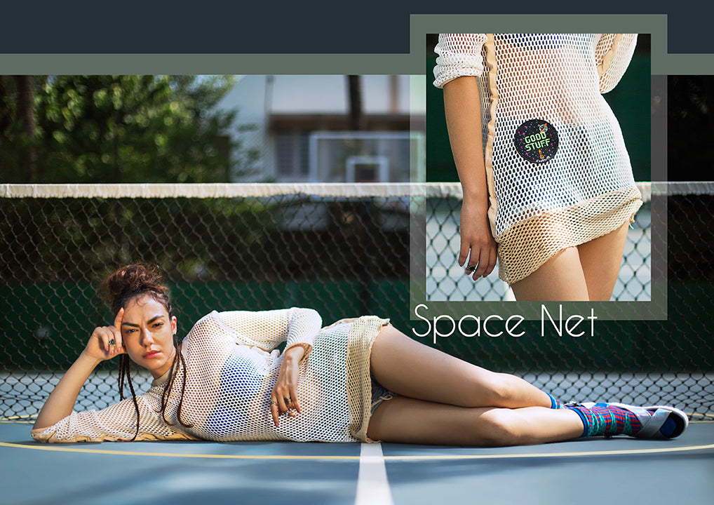 Women's Net Dress