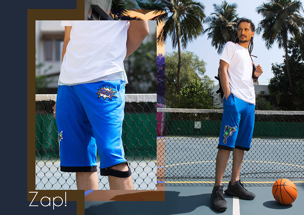 Zap! Shorts - Coming Soon