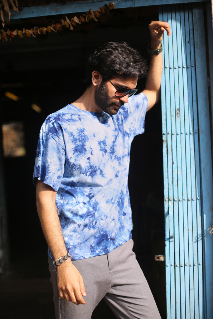 CIELO Tie-Dye T-shirt-Shop-good stuff