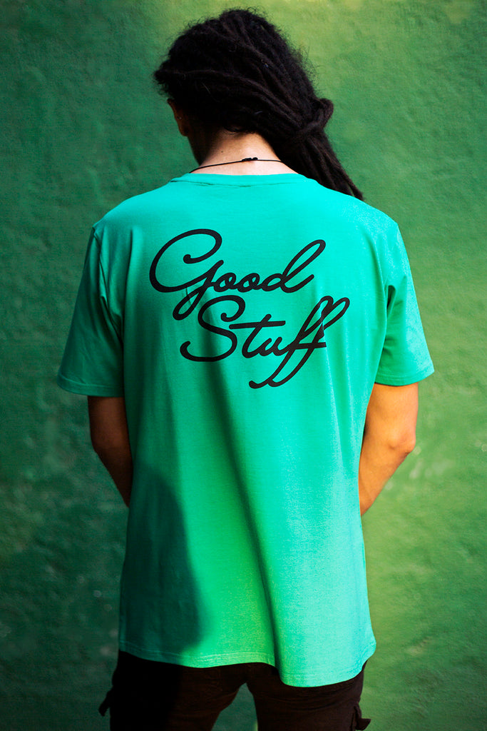 Green Tee-Shop-good stuff