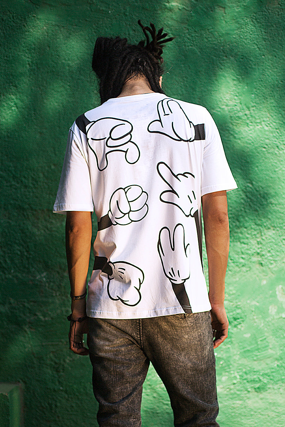 Men's Printed T shirt
