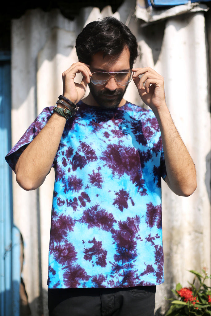 LUNA Tie-Dye T-shirt-Shop-good stuff