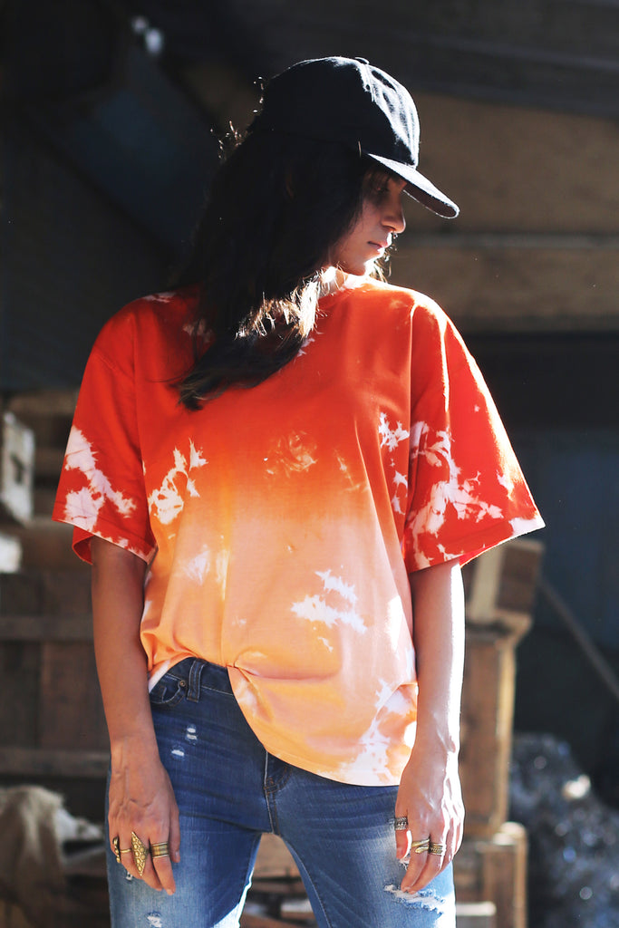 SOL Tie-Dye T-shirt-Shop-good stuff