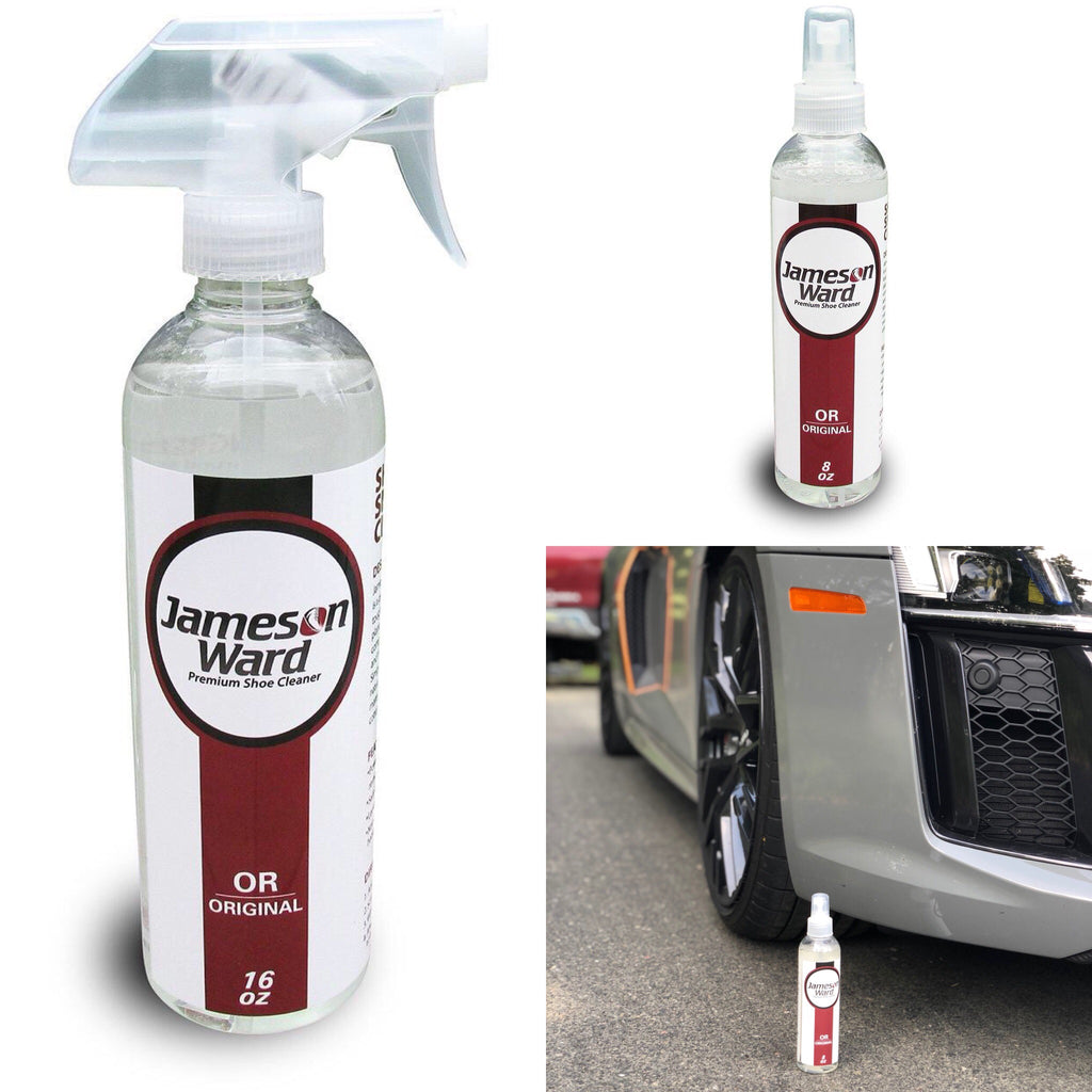 Jameson Ward Premium Shoe Cleaner- Voted Best Sneaker Cleaner 2019