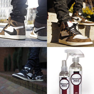 Jameson Ward Premium Shoe Cleaner
