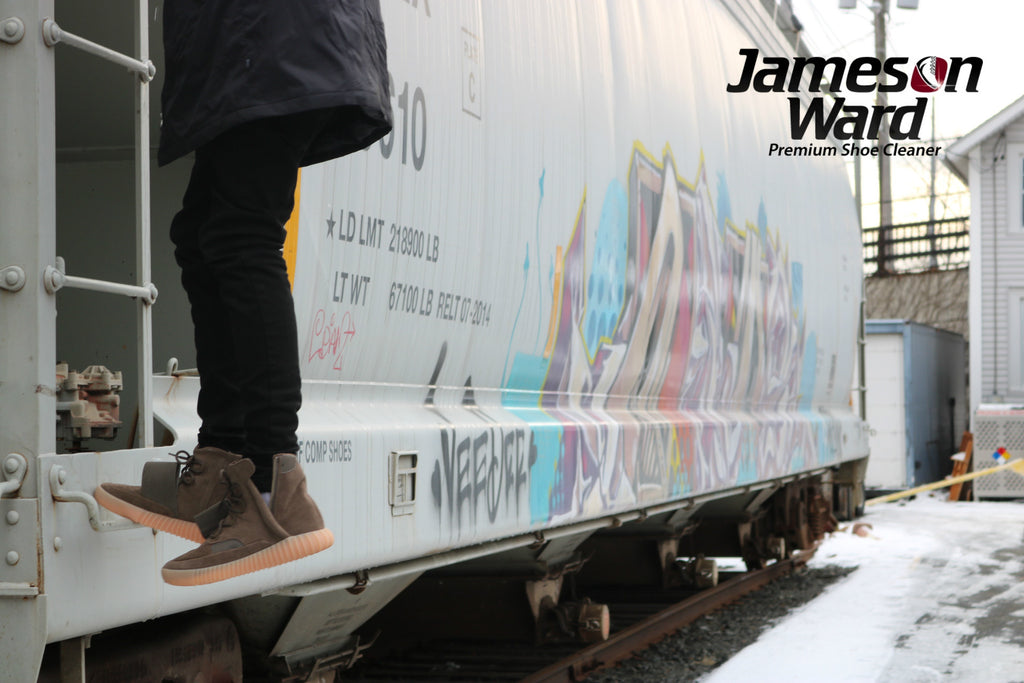 Jameson Ward Premium Shoe Cleaner - On Sale Now!