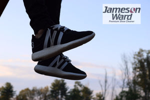 Jameson Ward Premium Shoe Cleaner - Check us out getting amazing reviews