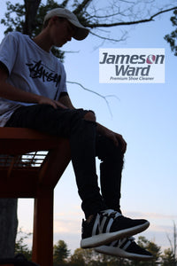 Jameson Ward Premium Shoe Cleaner Customers Say Our Product Is Brilliant