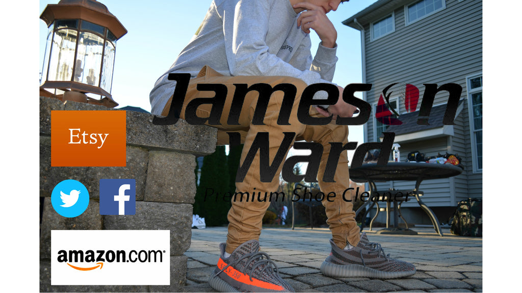 Jameson Ward Premium Shoe Cleaner - On Sale NOW