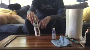 Jameson Ward Premium Shoe Cleaner - Another Great Review By Cop These Kicks
