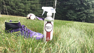 Jameson Ward Premium Shoe Cleaner Works Great On Soccer Cleats!