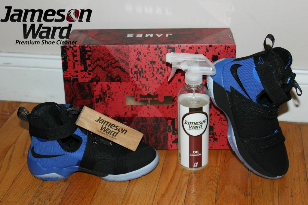 Jameson Ward Premium Shoe Cleaner - Reviewed On Sneaker News