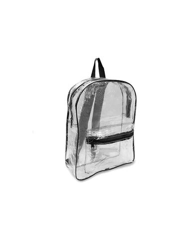 Liberty Bags Clear Backpack LB7010