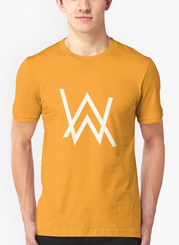 Alan Walker Yellow T-shirt