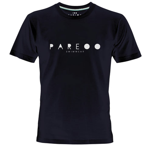 PAREOO LOGO PRINT MEN T-SHIRT