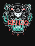 Kenzo Paris BLACK FULL SLEEVES T-SHIRT