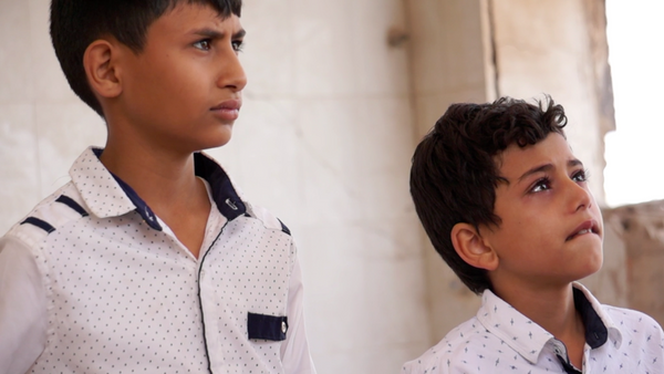 Yemen: Kids and War