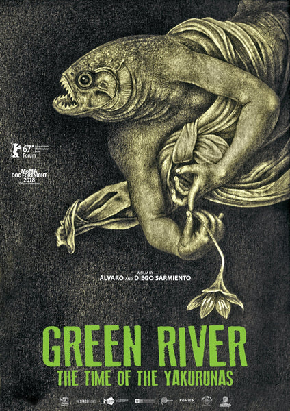 Green River: The Time of the Yakurunas