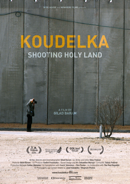 Koudelka Shooting Holy Land