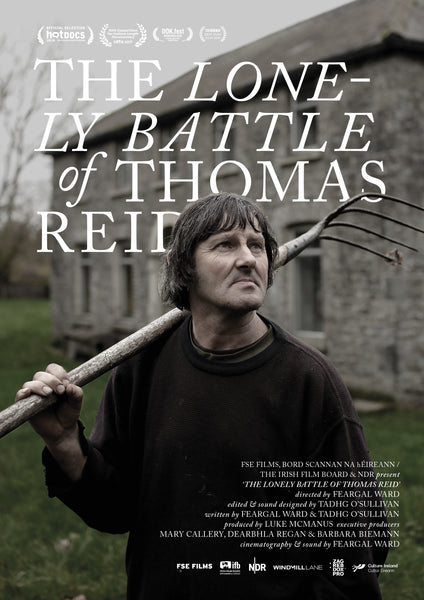 The Lonely Battle of Thomas Reid film poster