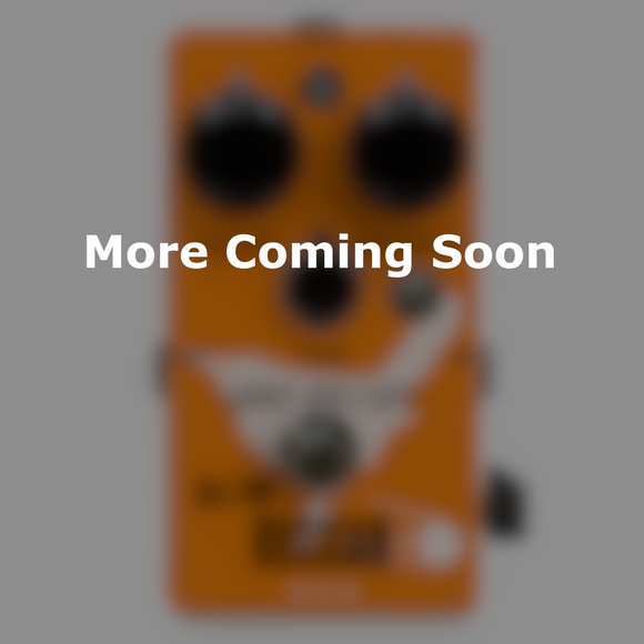 More Customizable Pedals coming soon...