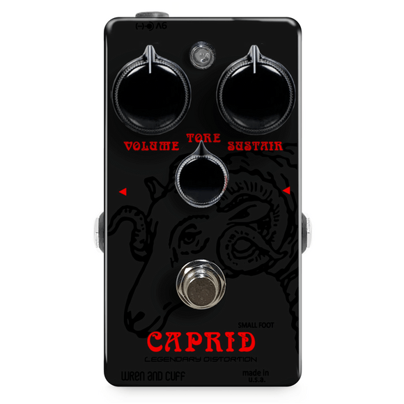 Small Foot Caprid Custom
