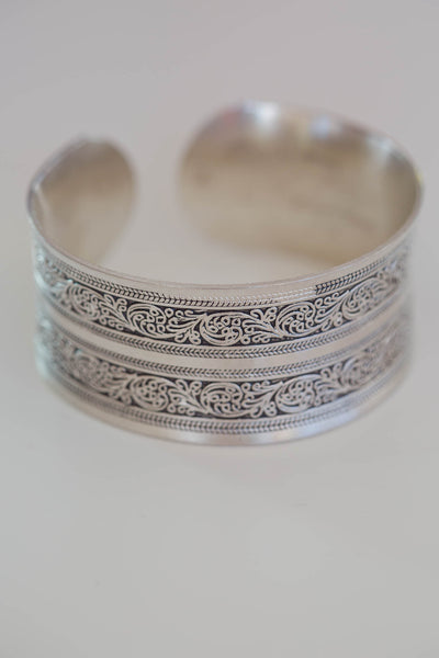 Ascella Cuff - Silver Fox Foundry