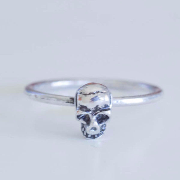 Bibi Stackable Skulls - Silver Fox Foundry