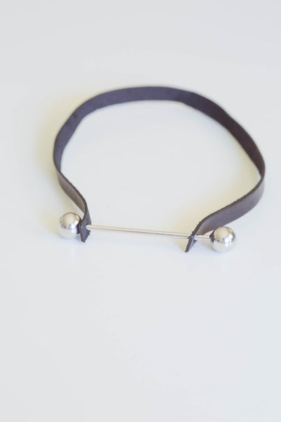 Patti choker NEW - Silver Fox Foundry