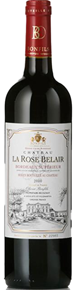 Chateau La Rose Belair Bordeaux Superior
