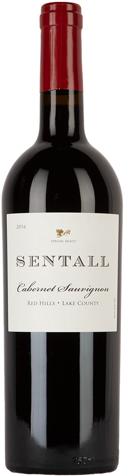 Sentall Red Hills Lake County Cabernet Sauvignon